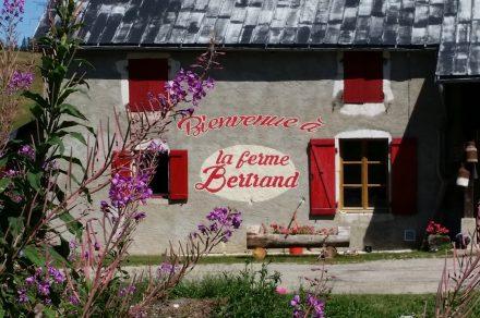 Appartement locatif Ferme Bertrand