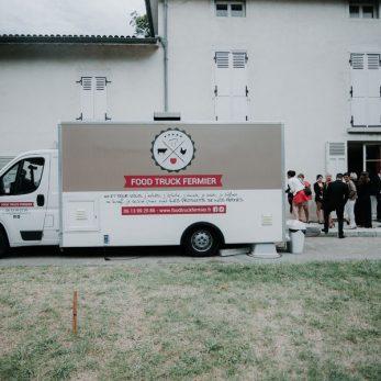Food Truck Fermier & Le Nouv'OT (traiteur), Service - Cuisine- Transparence