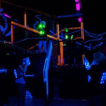 Lasergame - original laser