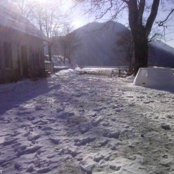 Nouvel An Raquettes à neige au Chalet d'Arvières