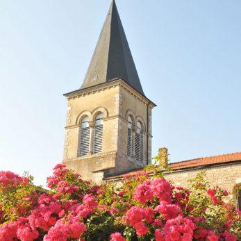 Les églises romanes