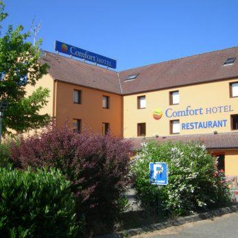 Comfort restaurant Bourg-en-Bresse