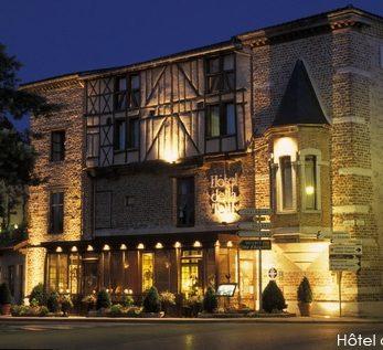 Hôtel La Tour - Cocooning & Gastronomie