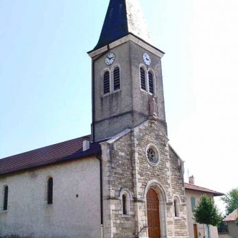Balade à Servas - Mont Préval par le chemin du Pirochon