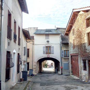 Village d'Ambronay