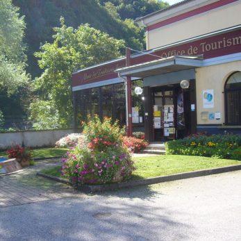Bureau d'Information Touristique à Saint-Rambert-en-Bugey
