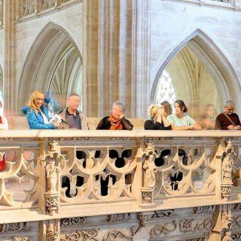 Découverte des joyaux du patrimoine de l'Ain à Bourg-en-Bresse et Pérouges