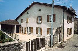 Gîte de séjour de la Commune de Thézillieu
