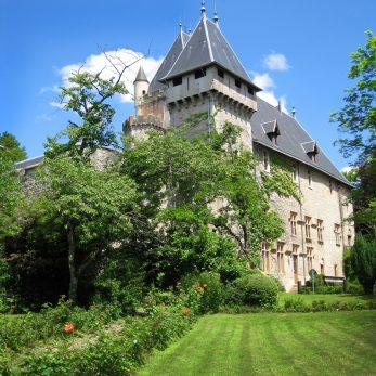 Château de Chazey et son parc public