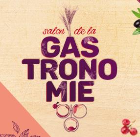 SALON DE LA GASTRONOMIE 2021
