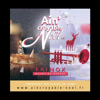 Ain'croyable Noël 2019